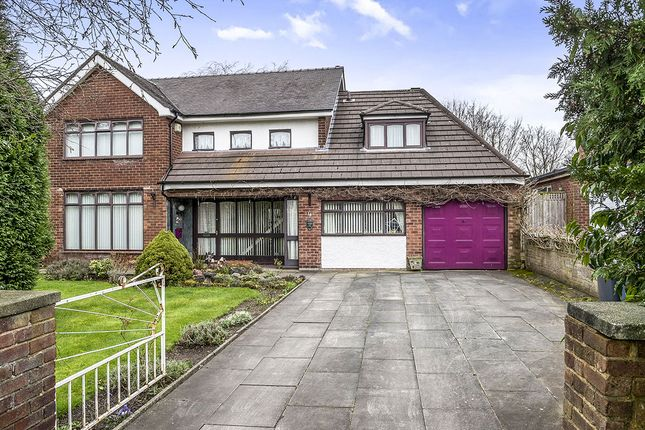 Thumbnail Detached house for sale in Church Road, Skelmersdale