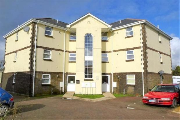 Thumbnail Flat to rent in Harris Close, Kelly Bray, Callington