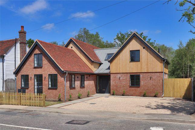 Thumbnail Detached house for sale in Rye Road, Sandhurst, Kent
