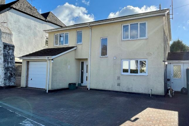 Thumbnail Detached house for sale in White Gables, Fore Street, North Tawton