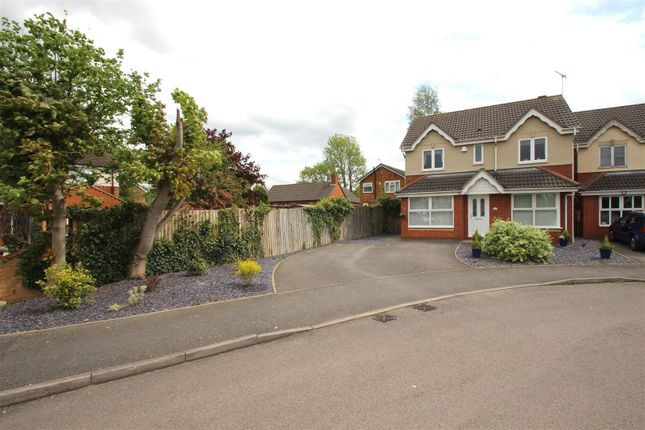 Thumbnail Detached house for sale in Minton Road, Potters Green, Coventry
