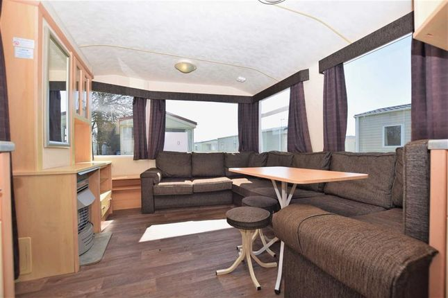 Lounge of Sunnydale Holiday Park, Saltfleet, Lincolnshire LN11