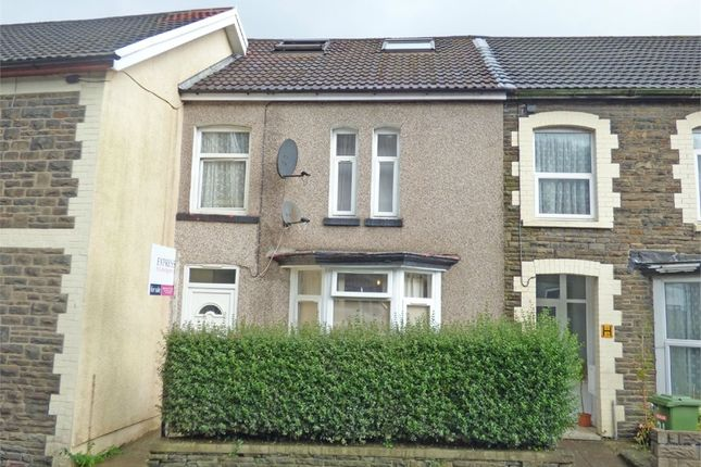 Thumbnail Terraced house for sale in Wood Road, Pontypridd, Mid Glamorgan