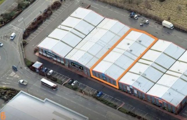 Thumbnail Light industrial to let in Unit 6, Fort Kinnaird Trading Estate, Edinburgh