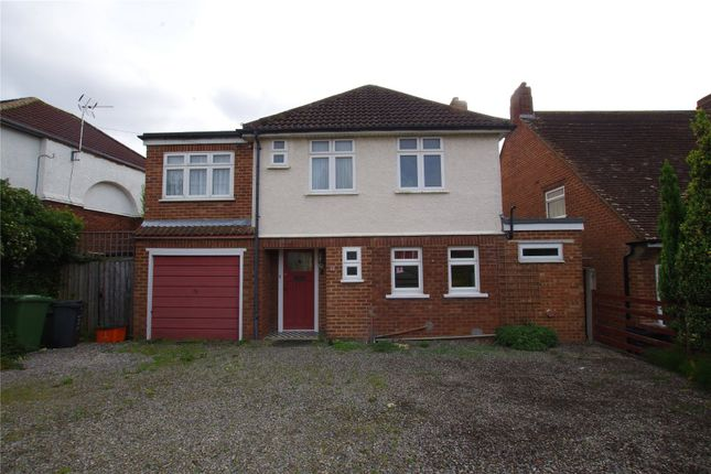 Thumbnail Detached house for sale in Pleydell Road, Old Town, Swindon, Wiltshire