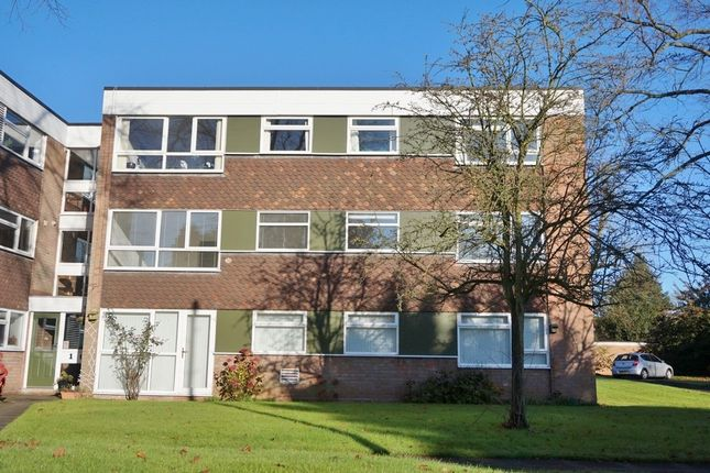 Thumbnail Flat for sale in Eaton Court, Mulroy Road, Sutton Coldfield