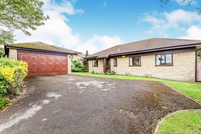 Thumbnail Bungalow for sale in Edgehill Road, Clevedon