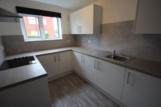 Kitchen of Ridgeway Close, Studley B80