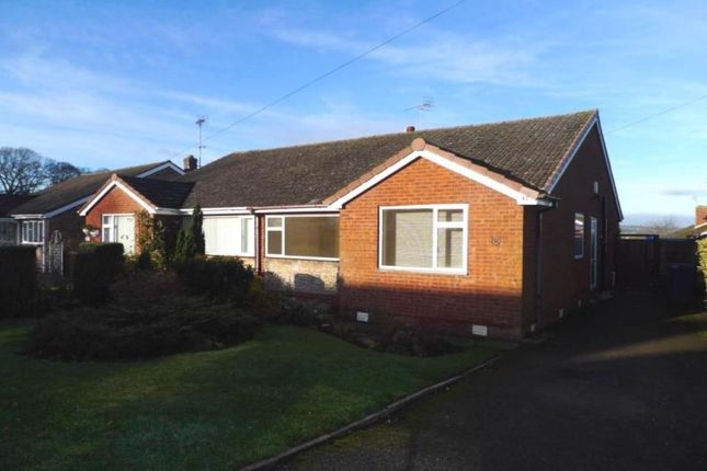 Thumbnail Bungalow to rent in Cliff Road, Great Haywood, Stafford