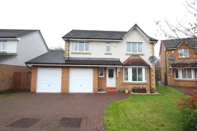 Thumbnail Detached house for sale in Birrell Gardens, Livingston, West Lothian