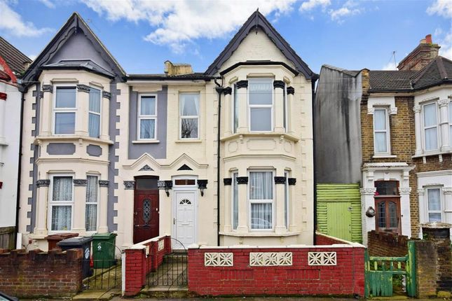 Thumbnail End terrace house for sale in Calderon Road, London