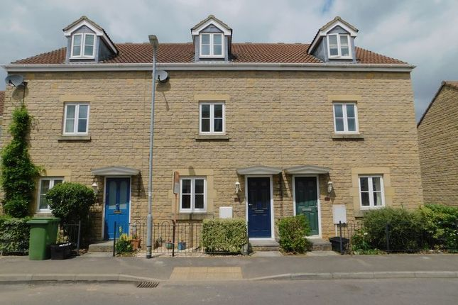 Thumbnail Terraced house to rent in Wallinton Way, Ley Vale, Frome