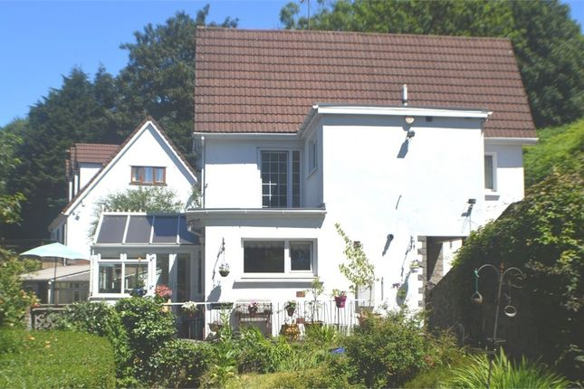 Thumbnail Detached house for sale in Lletty Harri, Port Talbot, West Glamorgan