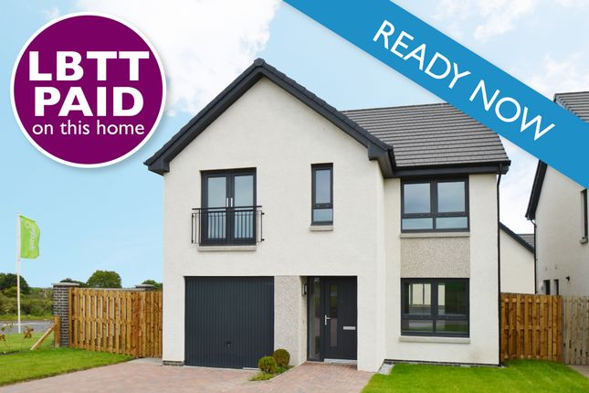 Thumbnail Detached house for sale in Milligan Drive, Edinbrugh