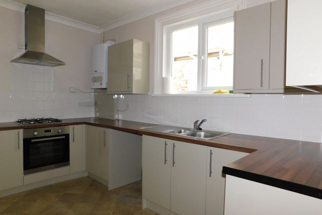 Thumbnail Terraced house to rent in Laburnum Grove, North End, Portsmouth