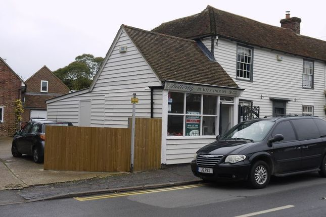 Thumbnail Commercial property to let in The Street, Hamstreet, Ashford