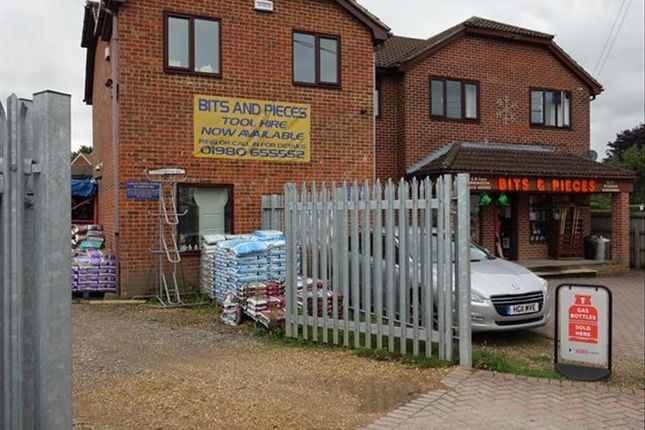 Thumbnail Retail premises for sale in Well Established Hardware Store SP4, Durrington, Wiltshire