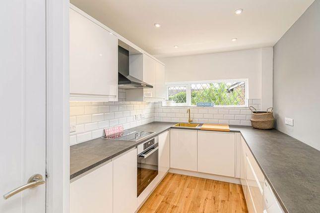 2 bed semi-detached bungalow for sale in Bergen Walk, Corby NN18