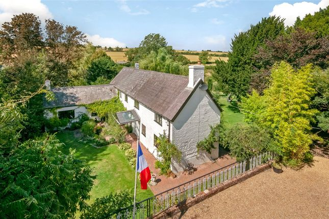 Thumbnail Detached house for sale in Totford, Northington, Alresford, Hampshire