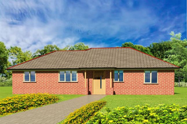 Thumbnail Detached bungalow for sale in 2 Crown Green, Off Westfield Lane, Mansfield