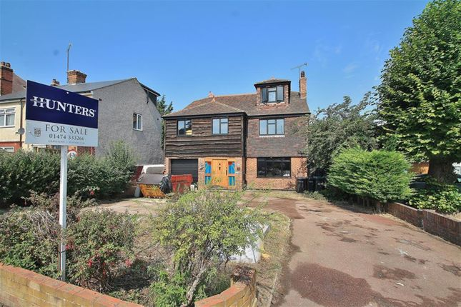 Thumbnail Detached house for sale in Old Road East, Gravesend