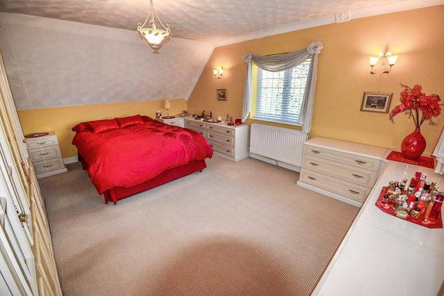Bedroom One of Lee Fold, Astley, Tyldesley, Manchester M29