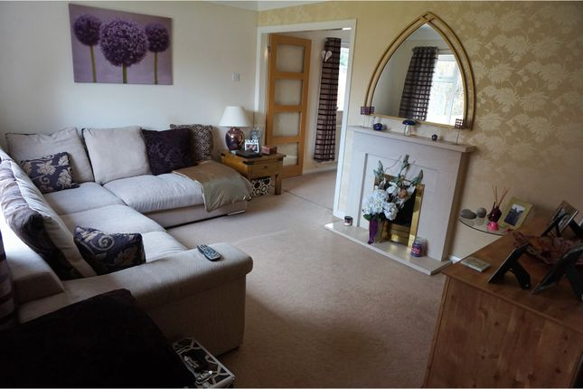 Thumbnail Detached house for sale in Andrews Close, Tarvin