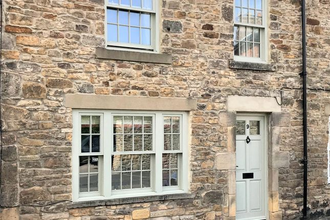 Thumbnail Terraced house for sale in Princes Street, Corbridge, Northumberland
