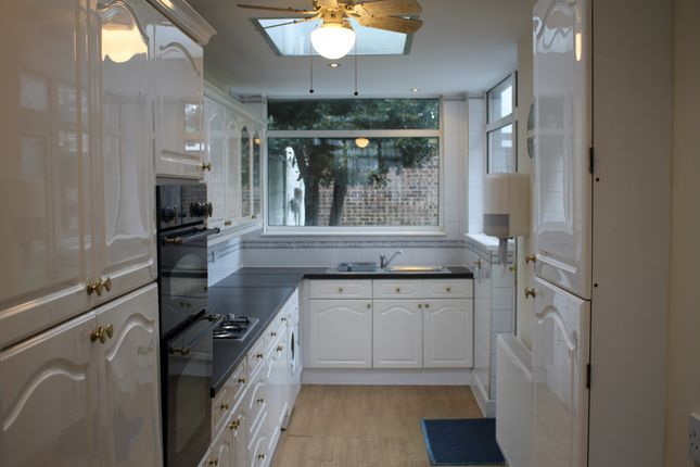 Thumbnail Terraced house to rent in Manor Road, Romford, Essex