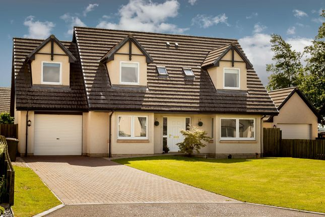 Thumbnail Detached house for sale in Anderson Place, Alyth, Perthshire