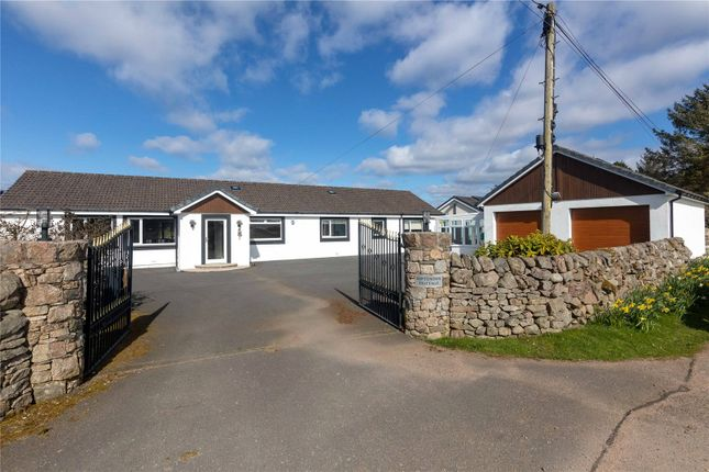 Thumbnail Detached bungalow for sale in September Cottage, Colvend, Dalbeattie, Kirkcudbrightshire
