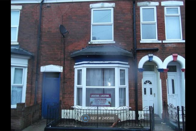 Thumbnail Terraced house to rent in Severn Street, Hull