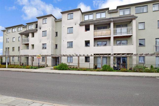 Thumbnail Flat for sale in Adams Drive, Ashford, Kent