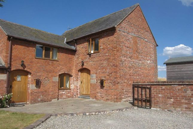 Thumbnail Barn conversion to rent in Wooton Farm, Queens Head, Oswestry