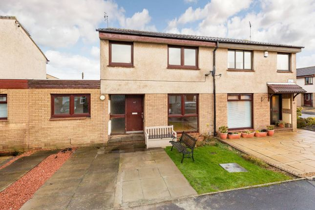 Thumbnail Terraced house for sale in 47 Cameron Toll Gardens, Prestonfield