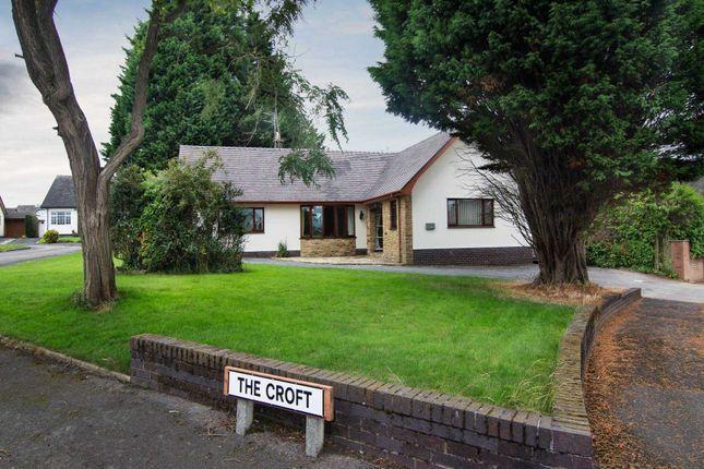 Thumbnail Detached bungalow for sale in Willow Corner, Moreton Drive, Poulton Le Fylde