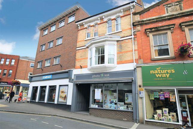 Thumbnail Maisonette for sale in Gold Street, Tiverton