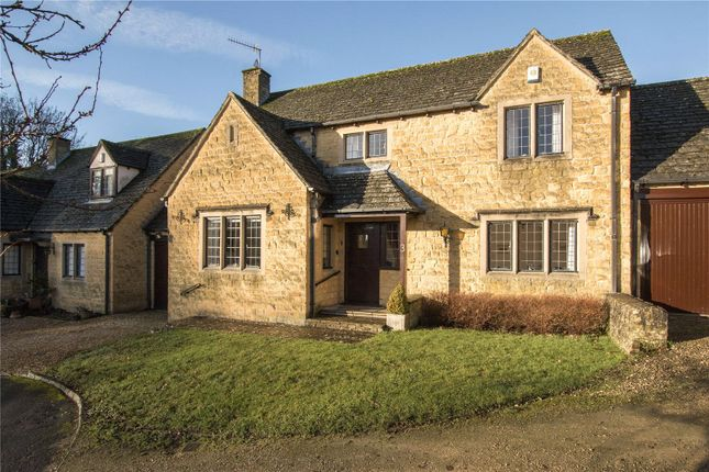 Thumbnail Link-detached house for sale in Whittlestone Hollow, Lower Swell, Cheltenham, Gloucestershire