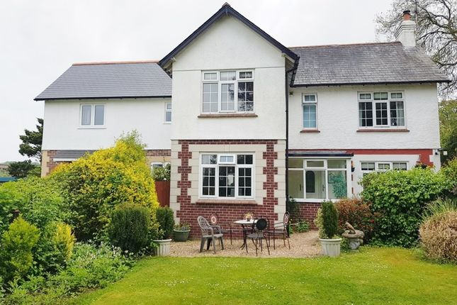 Thumbnail Detached house for sale in Cooks Lane, Axminster, Devon