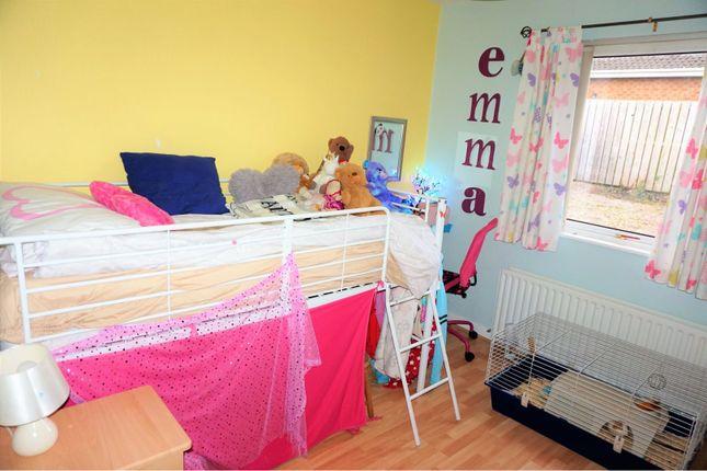 Bedroom Two of Sandringham Place, Carrickfergus BT38