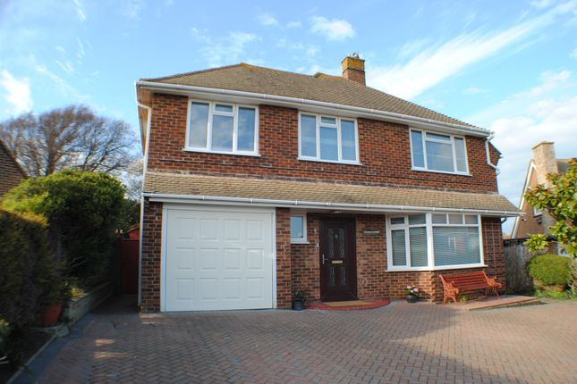 Thumbnail Detached house for sale in Linley Close, Bexhill-On-Sea