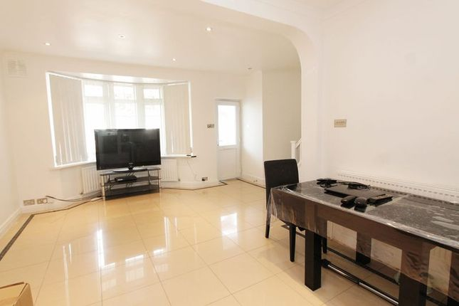 Thumbnail End terrace house to rent in Ascot Gardens, Southall