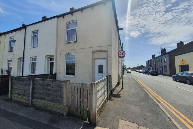 End terrace house for sale in Atherton Road, Hindley Green, Wigan, Greater Manchester