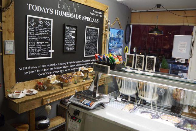 Photo 3 of Cafe & Sandwich Bars SK17, Derbyshire