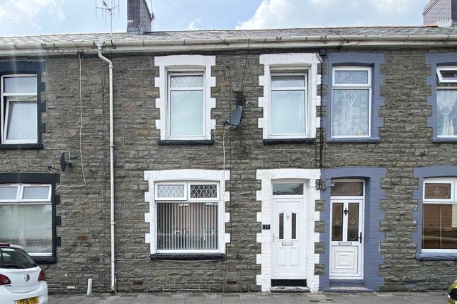 4 bed terraced house for sale in Gladstone Street, Aberdare, Mid Glamorgan CF44