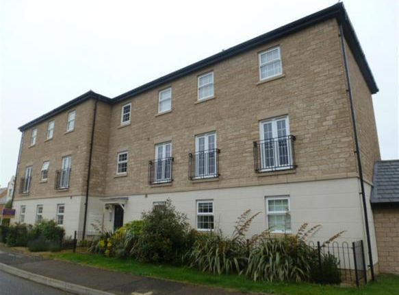 Thumbnail Flat to rent in Chiltern Road, Corby