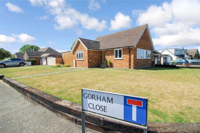 Thumbnail Bungalow for sale in Gorham Close, Snodland, Kent