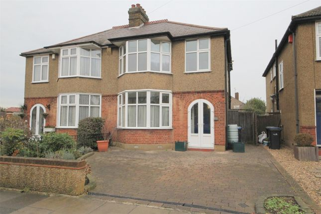 Thumbnail Semi-detached house to rent in Graeme Road, Enfield