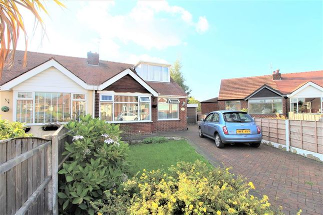 3 bed bungalow for sale in Crossby Close, Middleton, Manchester M24