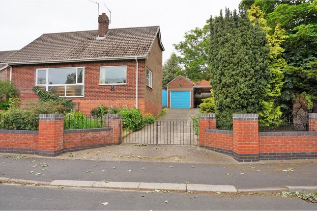 Thumbnail Detached house for sale in Tranmere Park, Hornsea